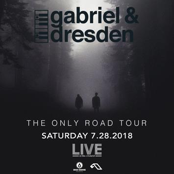 Gabriel & Dresden - SAN ANTONIO: Main Image