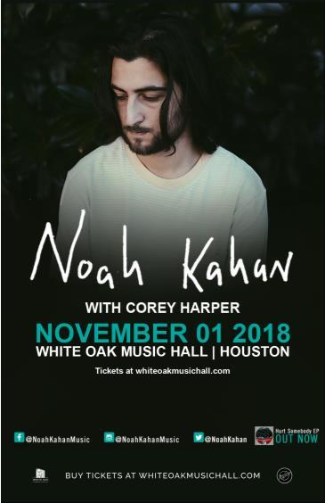 Noah Kahan, Corey Harper: Main Image