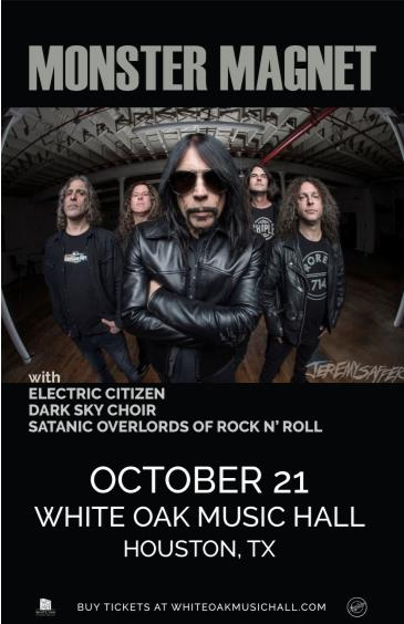 Monster Magnet, Electric Citizen, Dark Sky Choir: Main Image