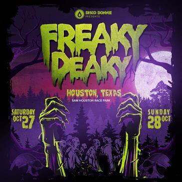 Freaky Deaky: Main Image