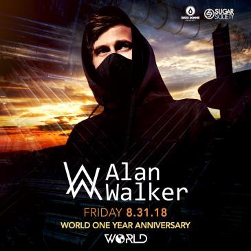 Alan Walker - CHARLOTTE: Main Image
