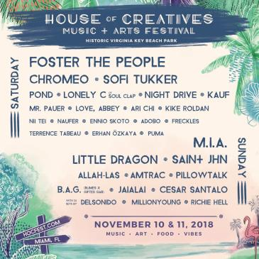 House of Creatives Art & Music Festival: Main Image