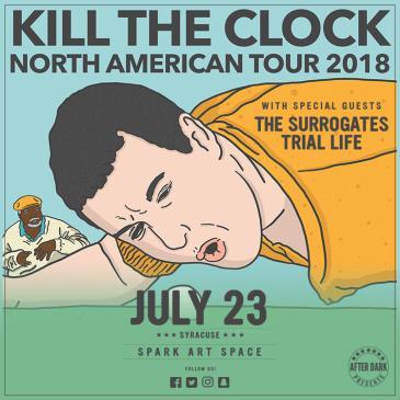 Kill The Clock: Main Image