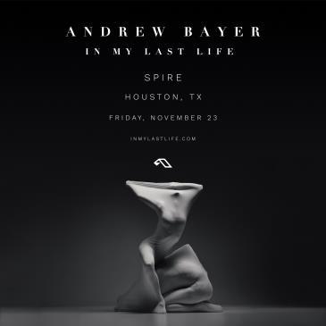 Andrew Bayer - HOUSTON: Main Image