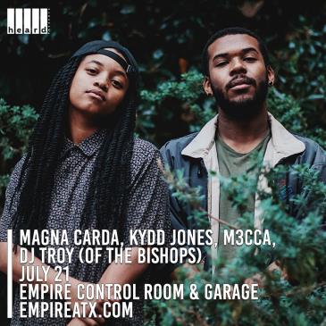 Magna Carda, Kydd Jones, M3cca, DJ Troy (The Bishops): Main Image