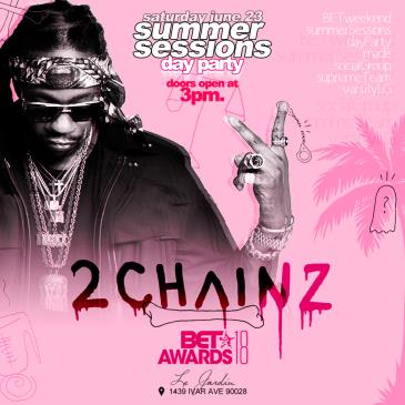 2 Chainz Live for BET weekend Day Party!-img