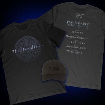 Delusion: The Blue Blade Merchandise: Main Image