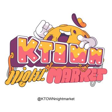 KTOWN Night Market 2019: Main Image