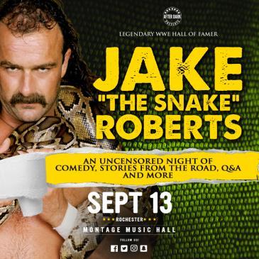 """Jake """"The Snake"""" Roberts: Main Image"""