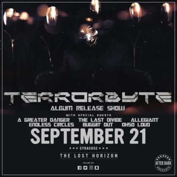Terrorbyte Album Release Show: Main Image