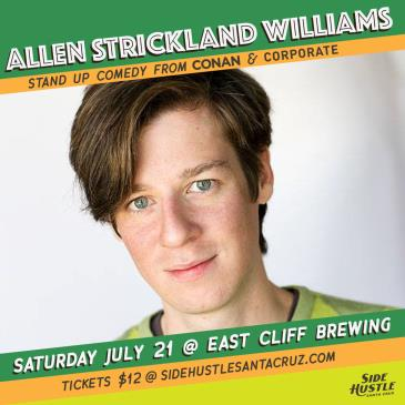 Allen Strickland Williams Stand Up Comedy-img