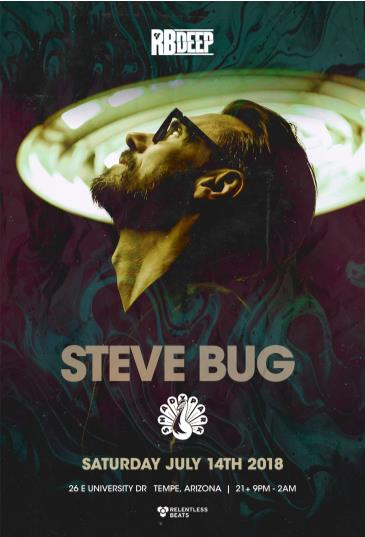 Steve Bug: Main Image