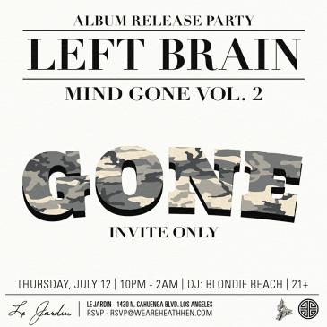 "Odd Future's ""Left Brain"" Album Release Party: Main Image"