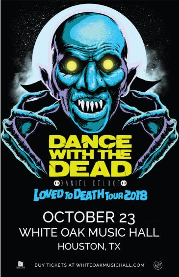 Dance With the Dead, Daniel Deluxe: Main Image