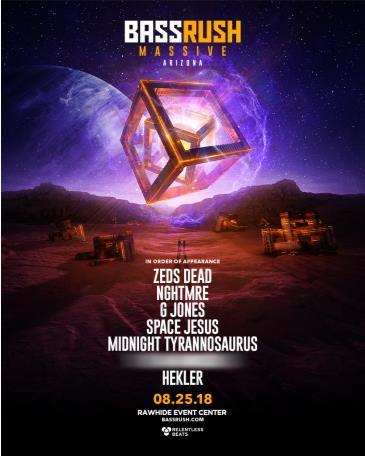 Bassrush Massive AZ 2018: Main Image