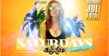 Xalos Saturday Night FREE: Main Image
