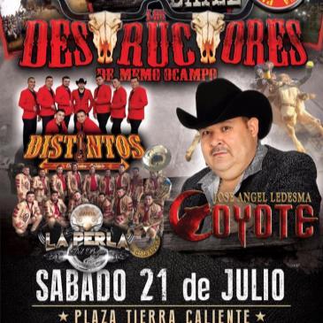 LOS DESTRUCTORES DE M. OCAMPO / EL COYOTE /-img