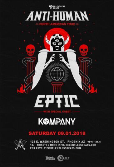 Eptic + Kompany: Main Image