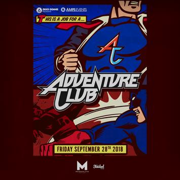 Adventure Club - NEW ORLEANS: Main Image