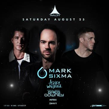 Mark Sixma, Ashley Wallbridge, Special Guest: Greg Downey-img