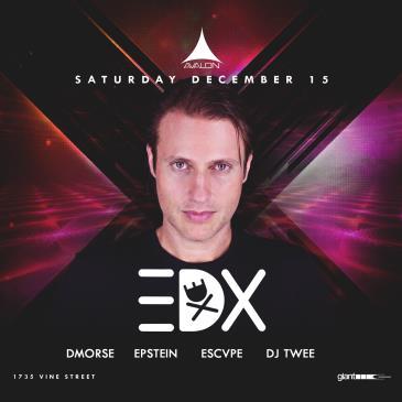 EDX: Main Image