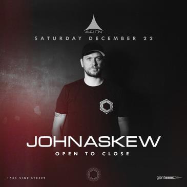 John Askew - Open to Close: Main Image