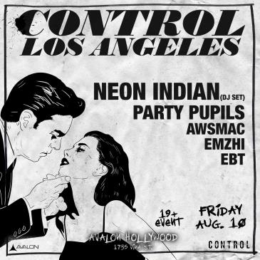 Neon Indian, Party Pupils: Main Image