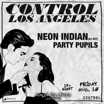 Neon Indian, Party Pupils-img