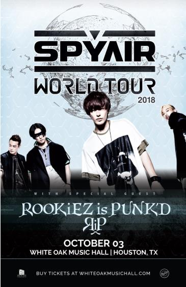 Spyair, ROOKiEZ is PUNK'D: Main Image
