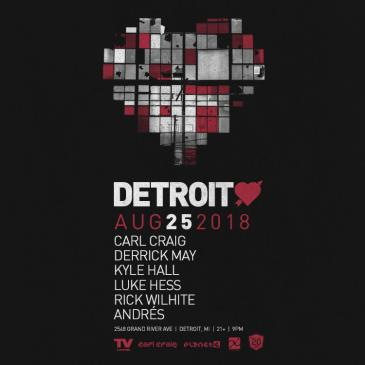 Paxahau Presents: Detroit Love: Main Image