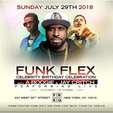 FunkMaster Flex Birthday Bash at Freq NYC-img