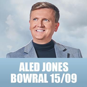 Aled Jones - Believe (Bowral)
