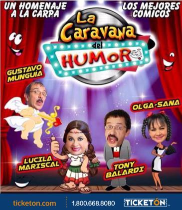 LA CARAVANA DEL HUMOR: Main Image