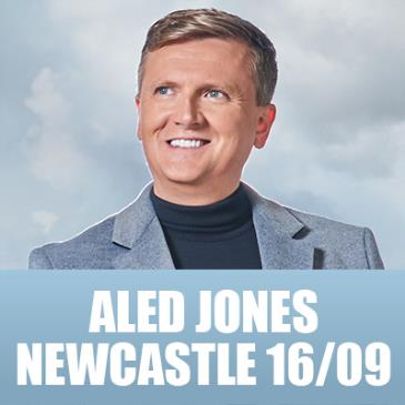 Aled Jones - Believe (Newcastle): Main Image