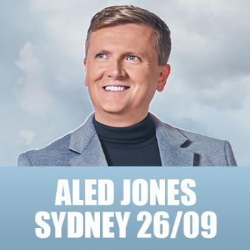 Aled Jones - Believe (Sydney): Main Image