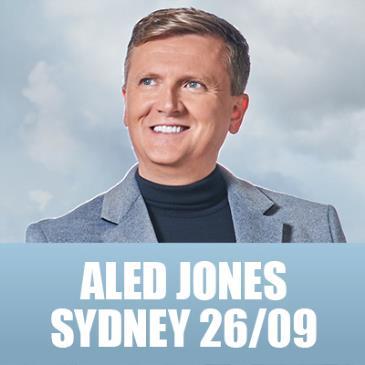 Aled Jones - Believe (Sydney)