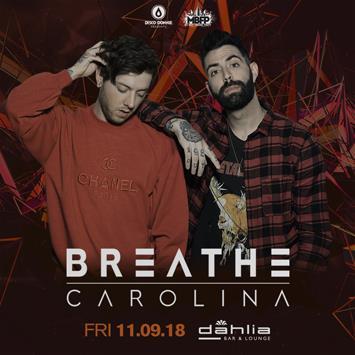 Breathe Carolina - COLUMBUS: Main Image