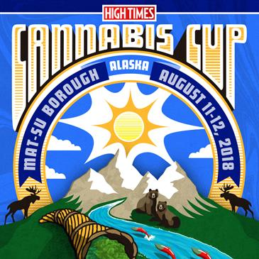 PARKING ONLY- High Times Cannabis Cup Alaska: Main Image
