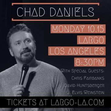 Chad Daniels: Main Image