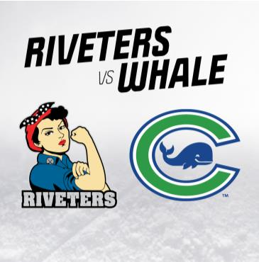 Riveters at Whale: Main Image
