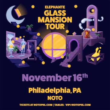 Elephante: Glass Mansion Tour-img