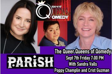 Queer Queens of Qomedy: Main Image