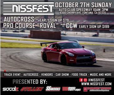 Nissfest 2018: Main Image