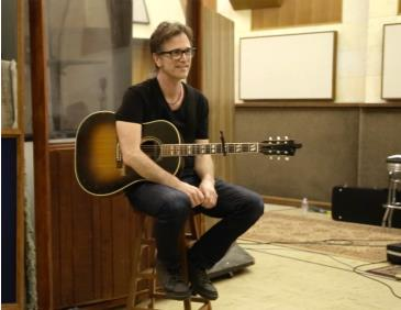 Words & Music by Dan Wilson with special guest Jill Sobule: Main Image