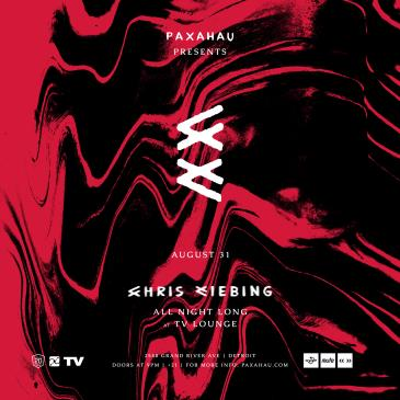 Paxahau Presents: Chris Liebing All Night Long: Main Image