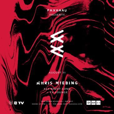 Paxahau Presents: Chris Liebing All Night Long: Main Image