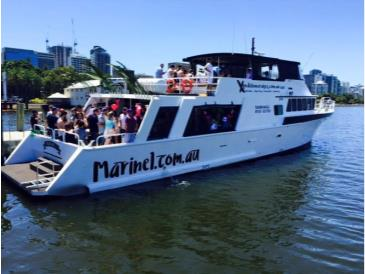 Deviance Boat Party: Main Image