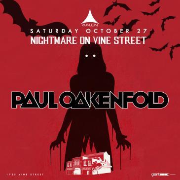 Nightmare on Vine Street: Paul Oakenfold-img