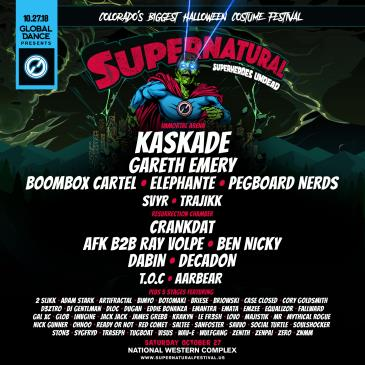 Supernatural Festival: Main Image