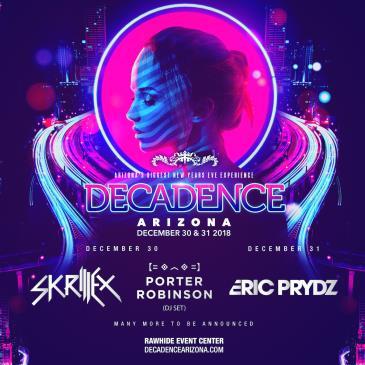 Decadence AZ 2018: Main Image